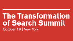 Transformation of Search Summit